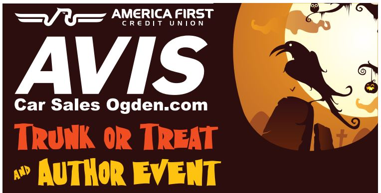 Avis Car Sales Trunk-or-Treat and Author Event