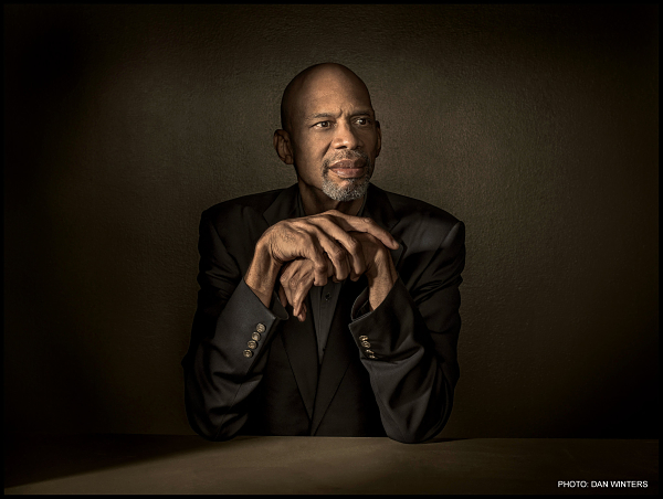 Fall Author 2020: Kareem Abdul-Jabbar